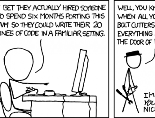 Misconceptions 2: Programming